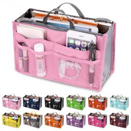 Practical Lady Cosmetic Tote Bag