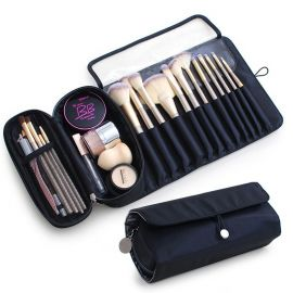 Makeup Brushes Rolling Pouch