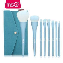MSQ 8pcs Makeup Brushes Set
