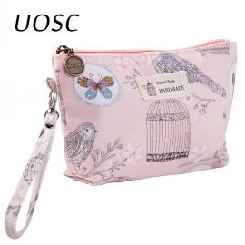 UOSC Roomy Women Waterproof Cosmetics Travel Bag