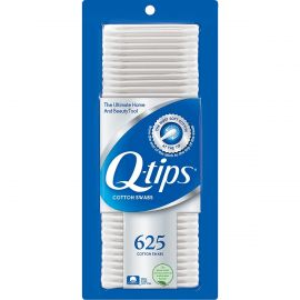 Original USA Q-tips Cotton Buds (625 count)