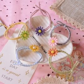 Sunflower Hair Bands / Hair Ties - GEMBIRA.com.my
