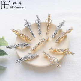 Grand Crystal Hair Clips - GEMBIRA.com.my