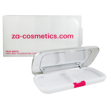 Za True White Plus Two-Way Foundation Case - www.gembira.com.my