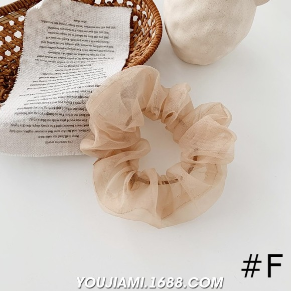 French Fairy Hair Bands / Scrunchies - GEMBIRA.com.my