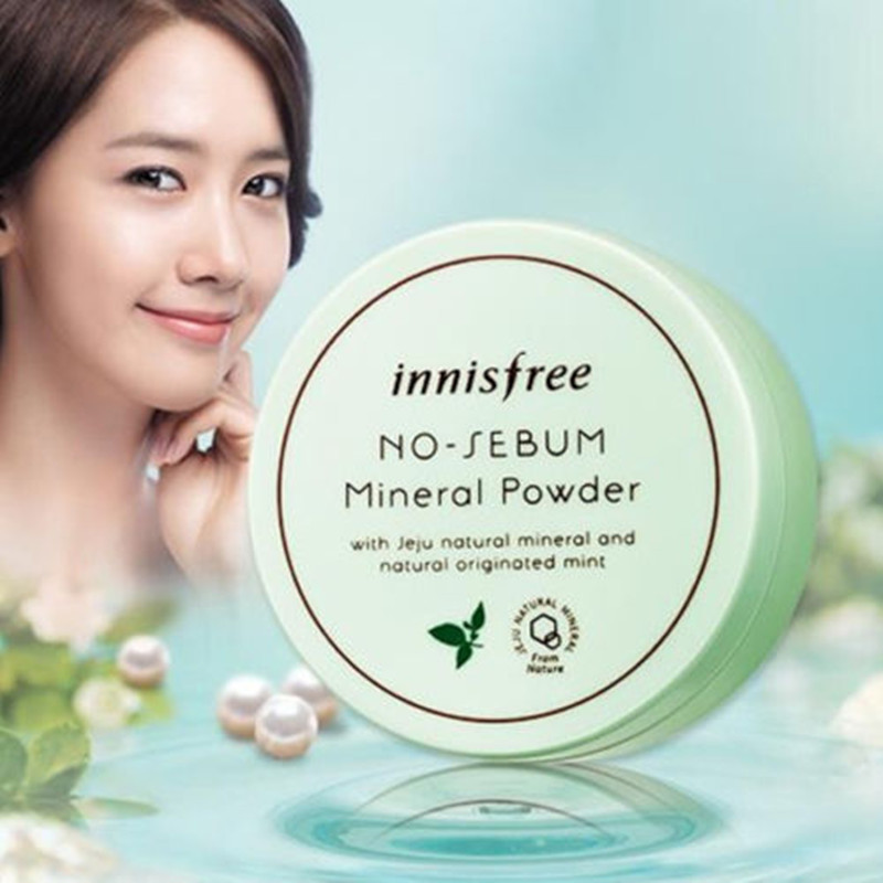 Innisfree No Sebum Mineral Powder - www.gembira.com.my