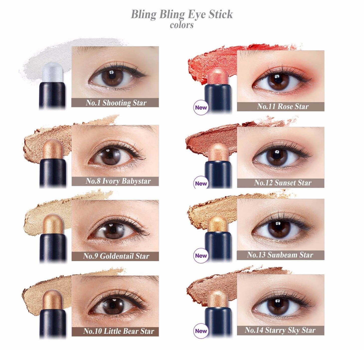 Etude House Bling Bling Eye Stick - www.gembira.com.my
