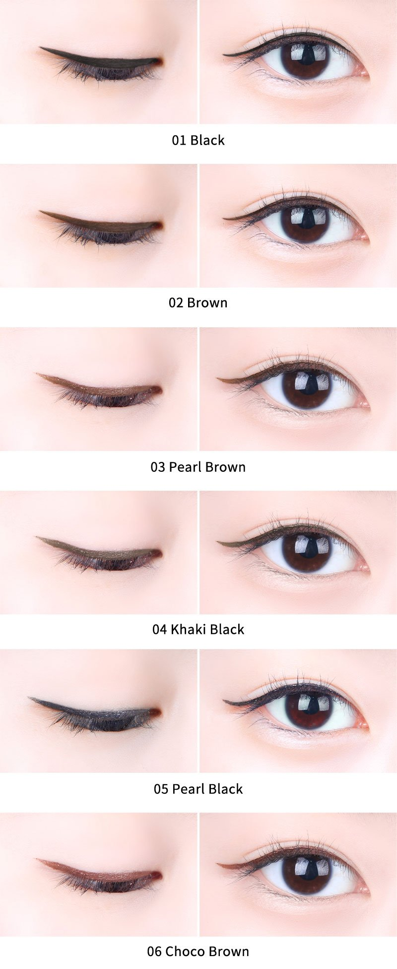 Tony Moly Backgel Eyeliner - Gembira.com.my
